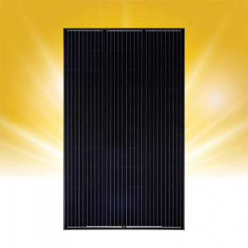 25 x Heckert Solar NeMo 2.0 60M Black - 320 Wp