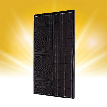25 x Sonnenstromfabrik Excellent Black 320 Watt