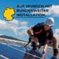 Mobile Preview: Deutschlandweite Installation Solaranlage